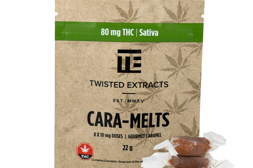 Twisted Extracts Sativa Cara-Melts