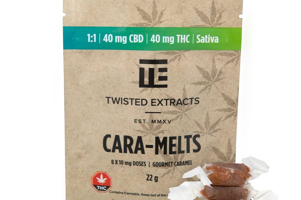 Twisted Extracts 1:1 Sativa Cara-Melt
