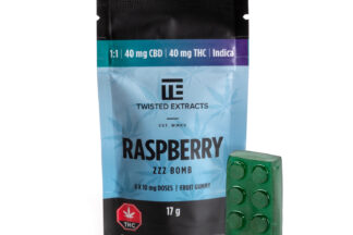 Twisted Extracts Raspberry 1:1