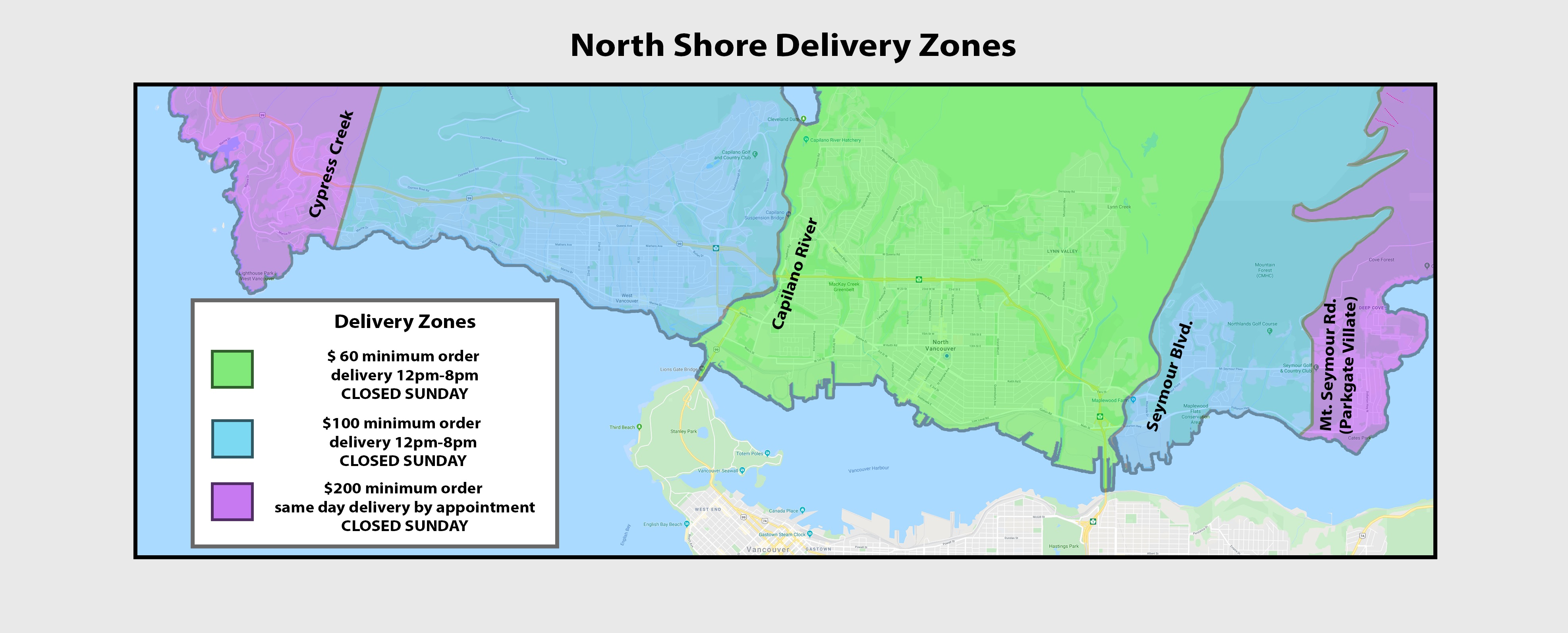 Weed Delivery West Vancouver