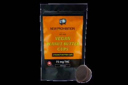 Peanut Butter Indica Vegan Edibles