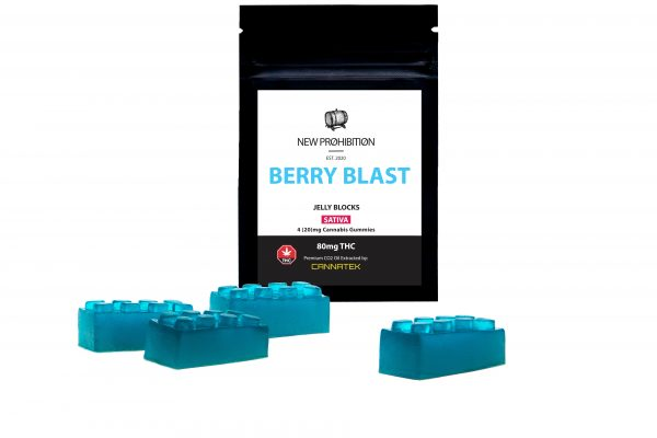 New Prohibition Berry Blast Sativa