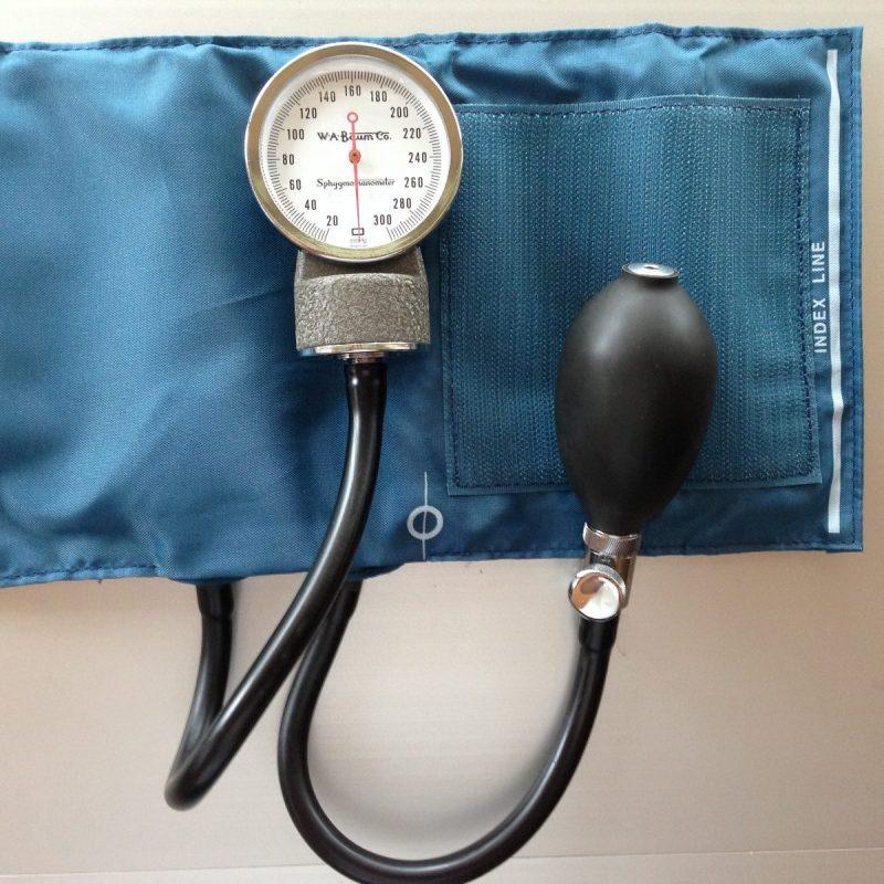 marijuana lower blood pressure