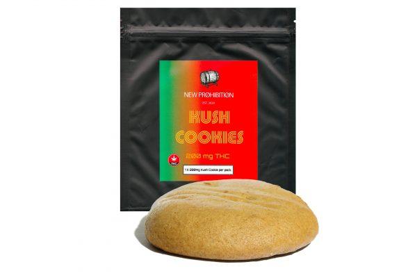 New Prohibition Kush Cookies