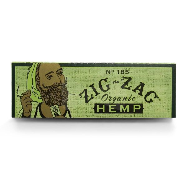zig zag hemp rolling papers