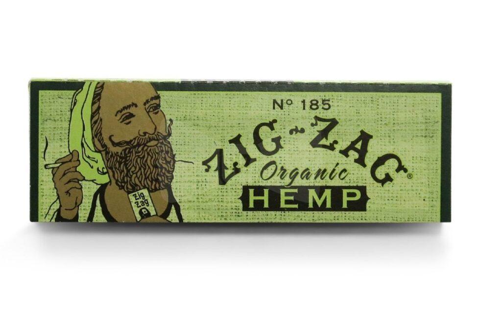 zig zag organic hemp