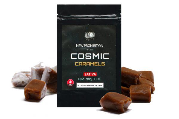 Sativa Cosmic Caramels