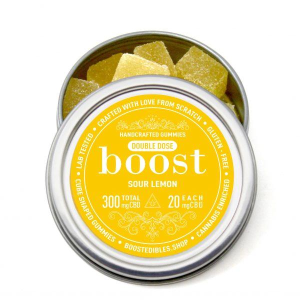 Boost CBD Sour Lemon
