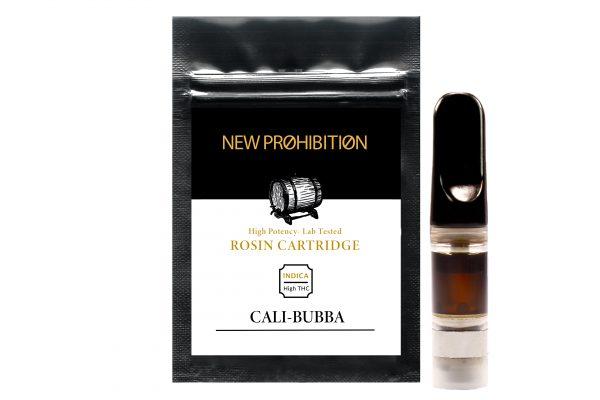 Cali Bubba Rosin Cart