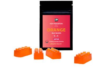 New Prohibition Orange 1:1 Sativa