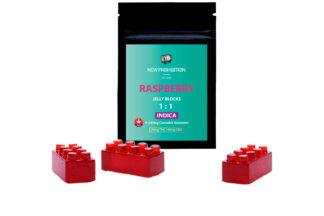 New Prohibition Raspberry 1:1 Indica
