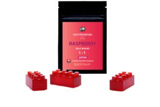 New Prohibition Raspberry 1:1 Sativa